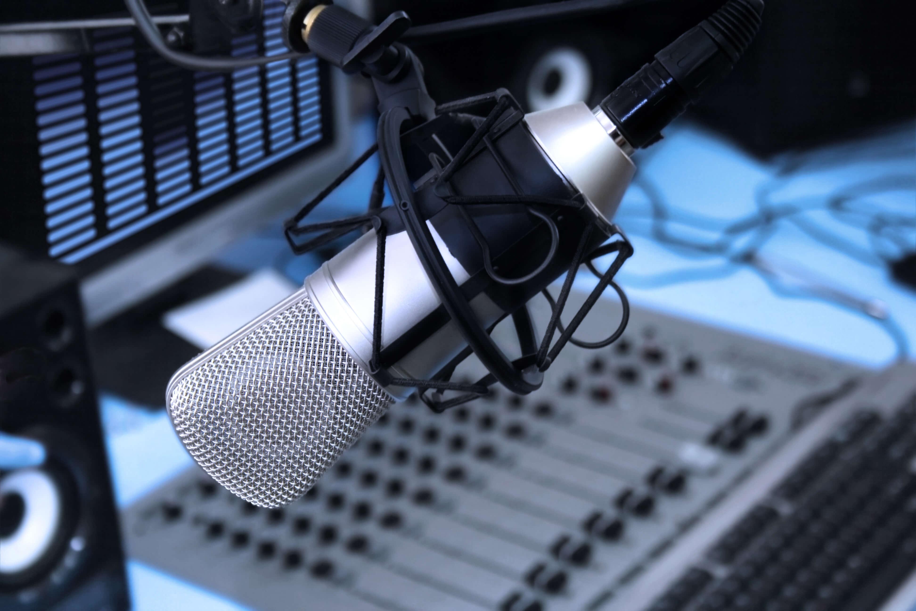 Запись звука и эффекты в программе