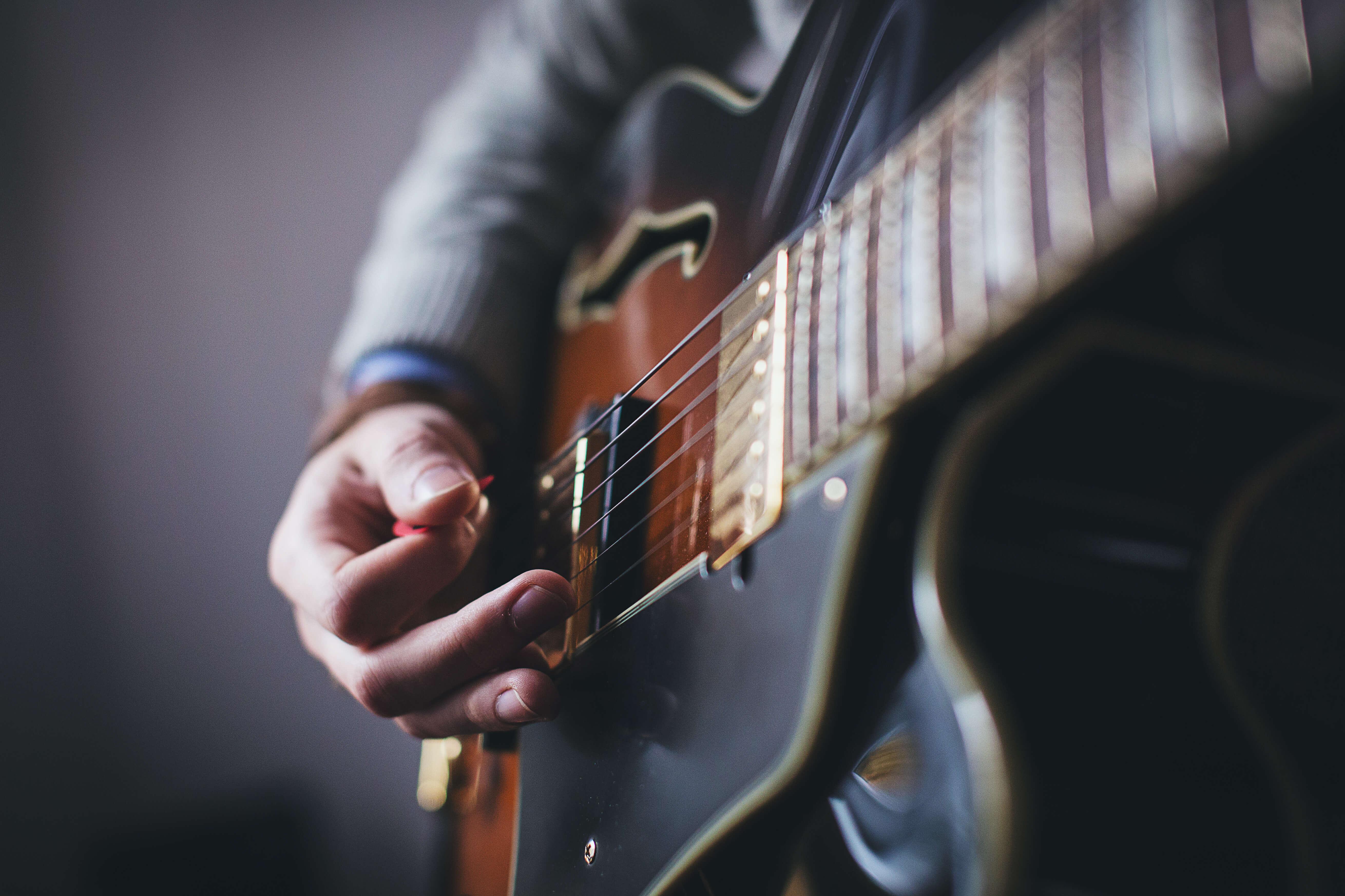перебор 8 на гитаре схема видео