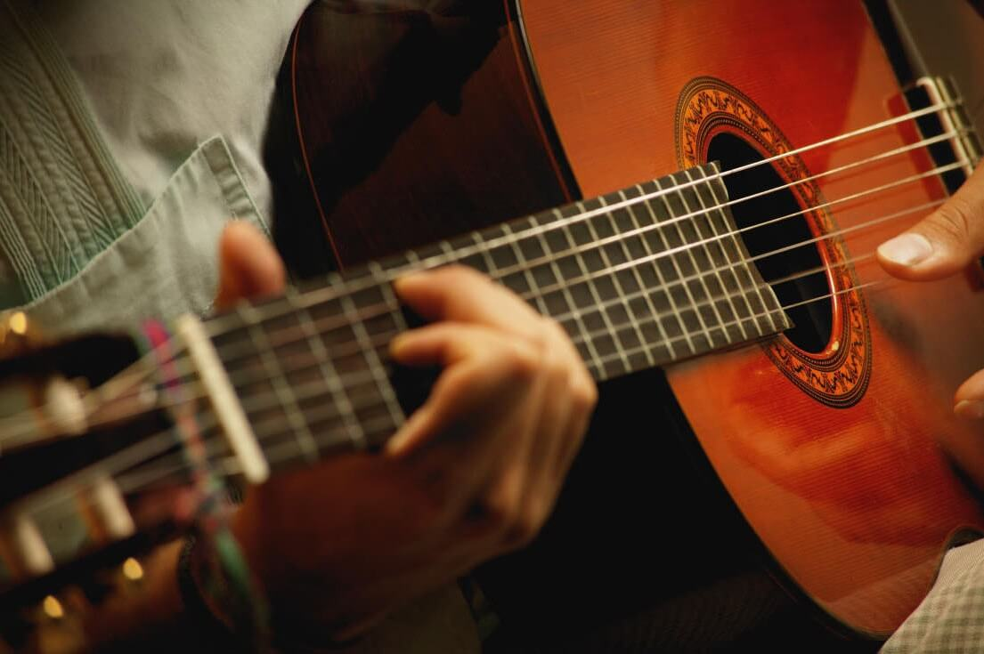 owibki gitarista