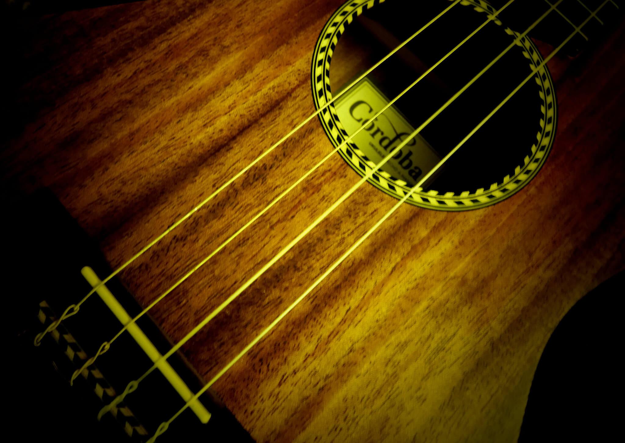 dark side ukulele