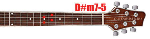 D#m7-5